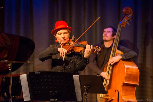 tangoX: Johanna Schmidt und David Andres