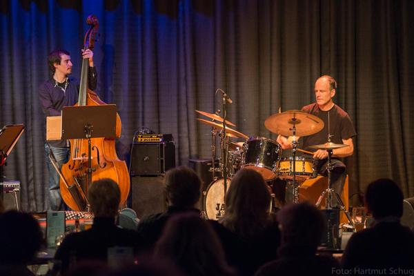 tangoX: Jazzschmiede Düsseldorf: David Andres und Stefan Kremer